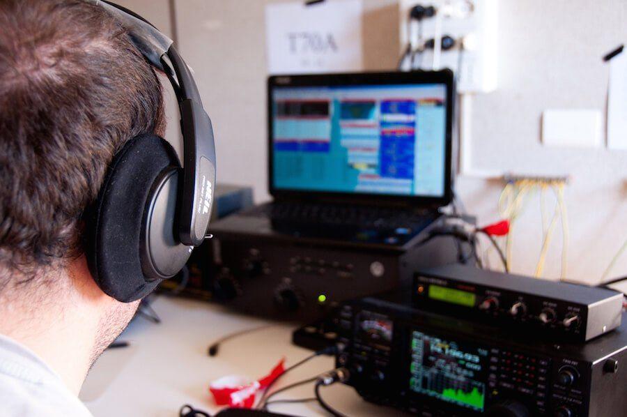Sono un Radioamatore