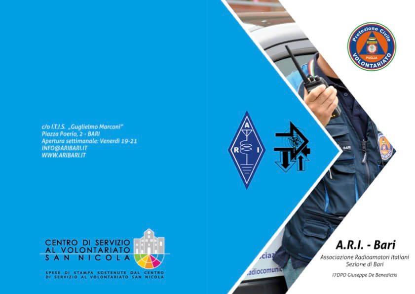 ARI – Bari design Brochure informativa
