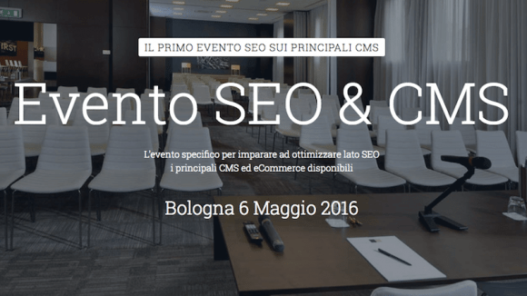 SEOcms Bologna
